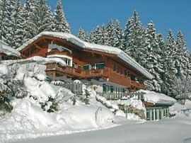 Ferienwohnung Kitzbühel