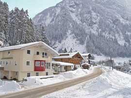 Ferienhaus Ginzling bei Mayrhofen