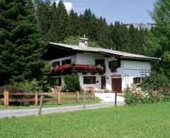Chalet St. Johann in Tirol