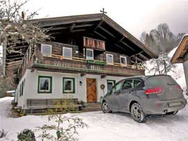 Ferienhaus Kitzbühel