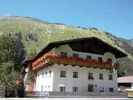 Ferienhaus Häselgehr im Lechtal