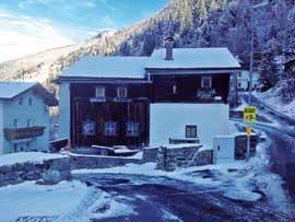Skihütte Silvretta
