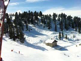 Skihütte Hochoetz - Kühtai