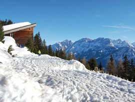 Skihütte Osttirol