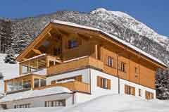 Ferienhaus Karwendel