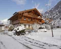 Ferienhaus Mayrhofen Zillertal