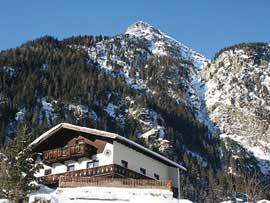 Ferienhaus Pitztaler Gletscher