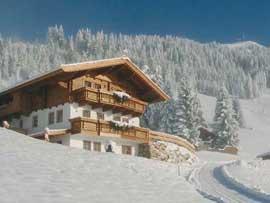 Skihütte Hopfgarten