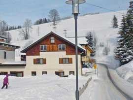 Ferienhaus Jungholz