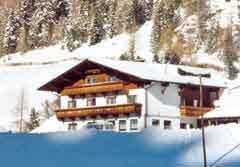 Ferienhaus Kühtai