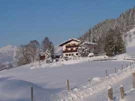 Ferienhaus Jochberg bei Kitzbühel