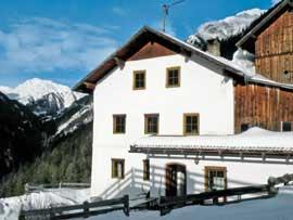 Skihütte Samnaun