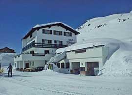 Skihütte Galtür