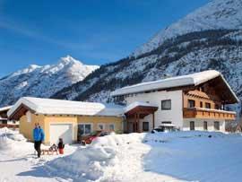 Ferienhaus im Lechtal