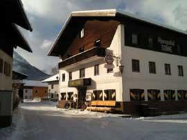 Gruppenhaus Forchach bei Reutte