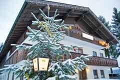 Ferienhaus Kössen