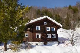 Ferienhaus Silbertal