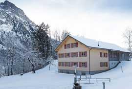 Ferienhütte Schnepfau