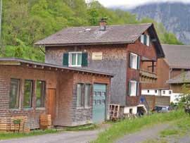 Ferienhaus Mellau in Vorarlberg