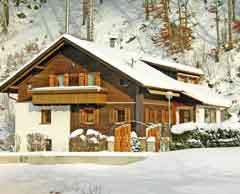 Ferienhaus St. Anton im Montafon