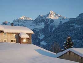 Ferienhaus Walsertal