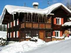 Skihütte Silvretta Montafon