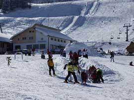 Schönes Gruppenhaus direkt am kinderfreundlichen Ski- und Wandergebiet Egg-Schetteregg