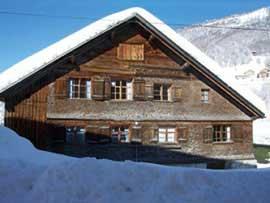 Ferienhaus Mellau - Damüls